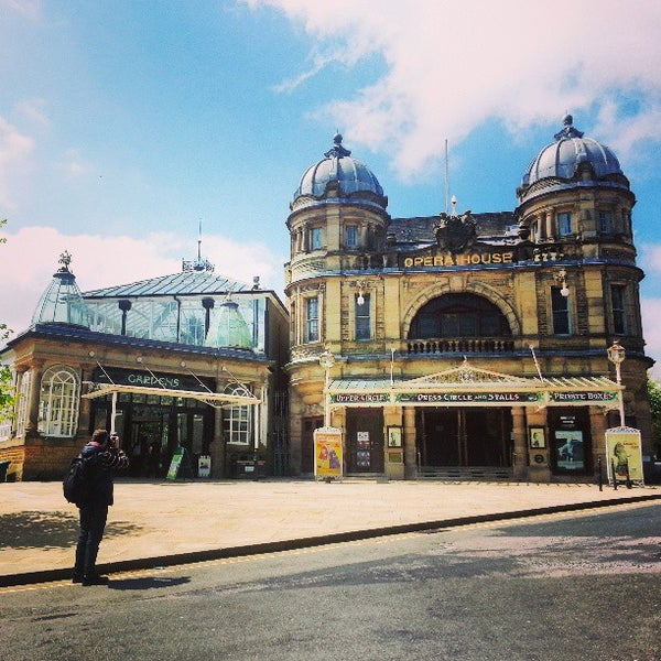Photo taken at Buxton Opera House by Fátima C. on 5/31/2013