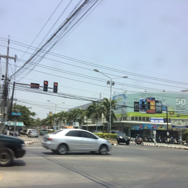 Photo taken at อำเภอชะอำ (Amphoe Cha-am) by Dokmali S. on 4/8/2014