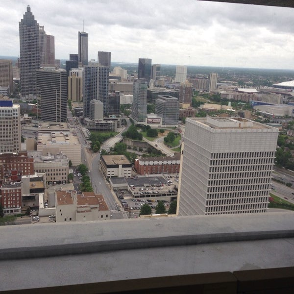 Photo taken at AT&T Tower by Felicia H. on 4/30/2014
