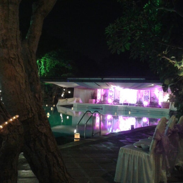 Photo taken at Graha Residence Swimming Pool by Ruth H. on 10/5/2013