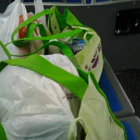Photo taken at Stop & Shop by Jacqueline C. on 1/21/2013