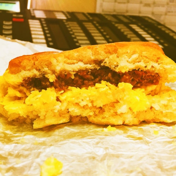 Enjoyed a Sausage, Egg & Cheese Biscuit this morning @ the office. JR's Drive Thru makes it convenient enough to stop by while passing for work! #orderandgo #nowait #mmmmmmmmm