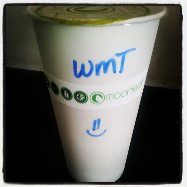 Photo taken at Moonleaf Tea Shop by lorelei g. on 1/26/2013