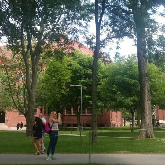 Photo taken at Widener Library by Julia Z. on 6/27/2016