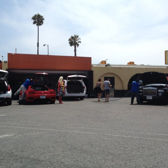 Photo taken at Handy J Car Wash by Cheryl T. on 7/4/2012
