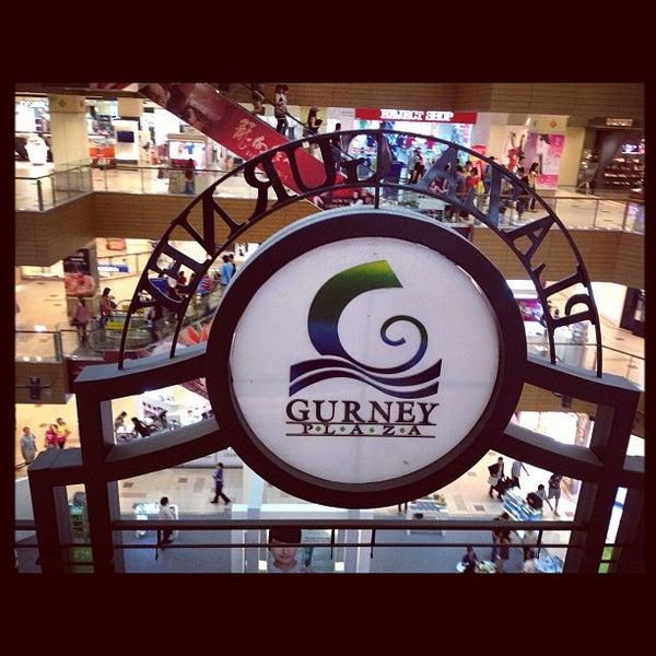 Photo taken at Gurney Plaza by Wey Yao on 6/9/2012