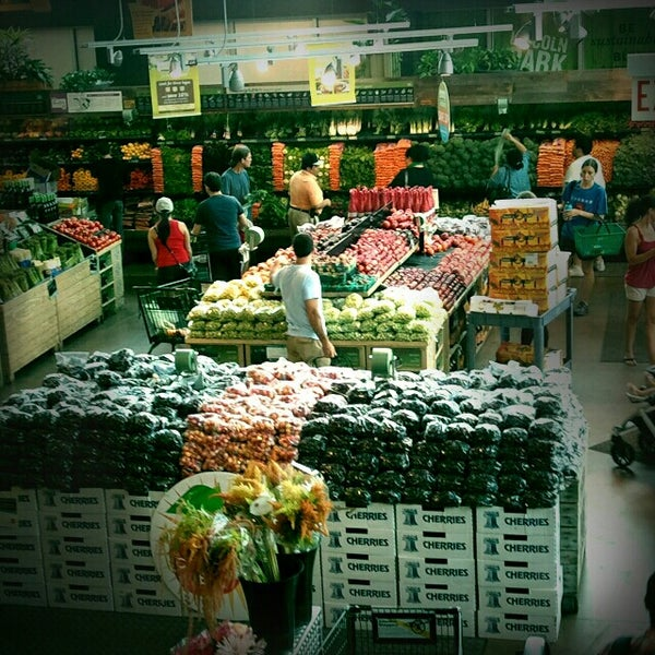 Photo taken at Whole Foods Market by Jessica B. on 7/14/2012