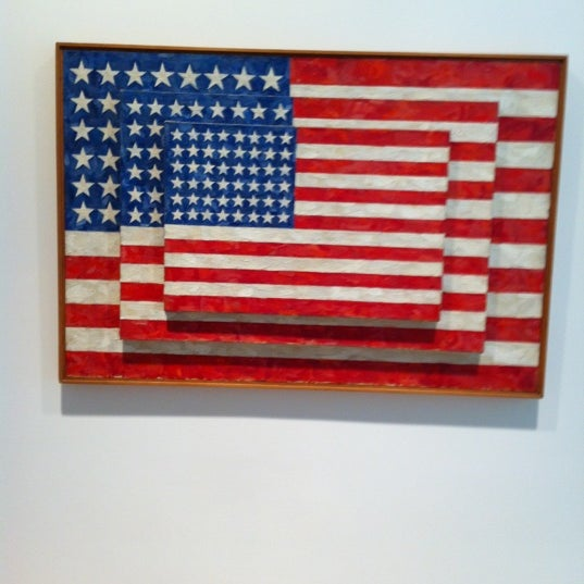 Photo taken at Whitney Museum of American Art by Michael K. on 3/24/2012