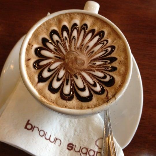Photo taken at brown sugar cafe by Prapapun N. on 3/24/2012
