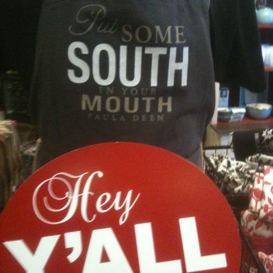Photo taken at The Paula Deen Store by Jason N. on 7/2/2012