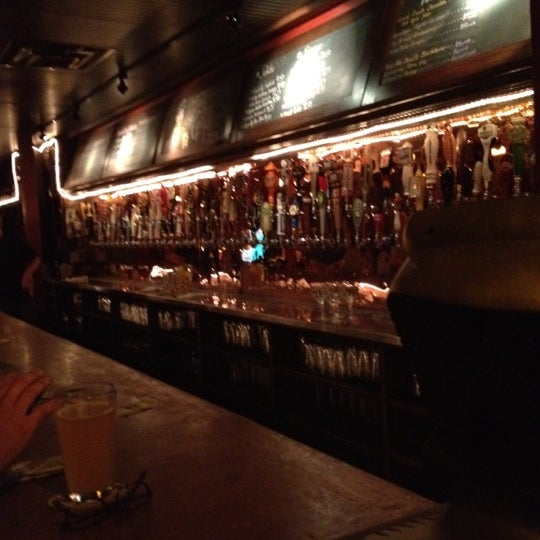 Photo taken at The Ginger Man by dada D. on 5/15/2012