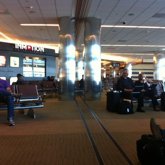 Photo taken at Terminal A by Yacchy on 6/15/2012