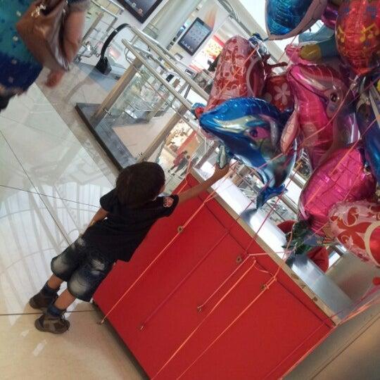 Photo taken at Inorbit Mall by Alfia K. on 8/10/2012