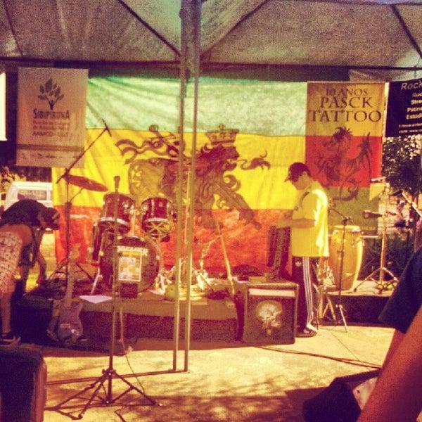 Photo taken at Parque Ecológico Maurilio Biagi by Pitty Karoline S. on 9/2/2012