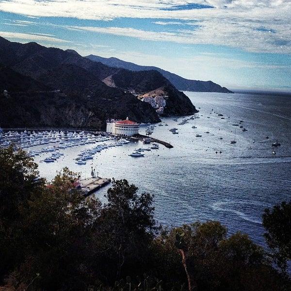 Photo taken at Santa Catalina Island by Maia A. on 9/2/2013