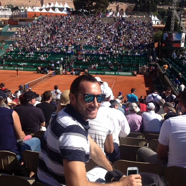 Photo taken at Monte-Carlo Country Club by Franck R. on 4/17/2014
