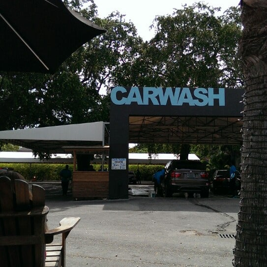 Photo taken at Karma Car Wash by Florian S. on 5/26/2013