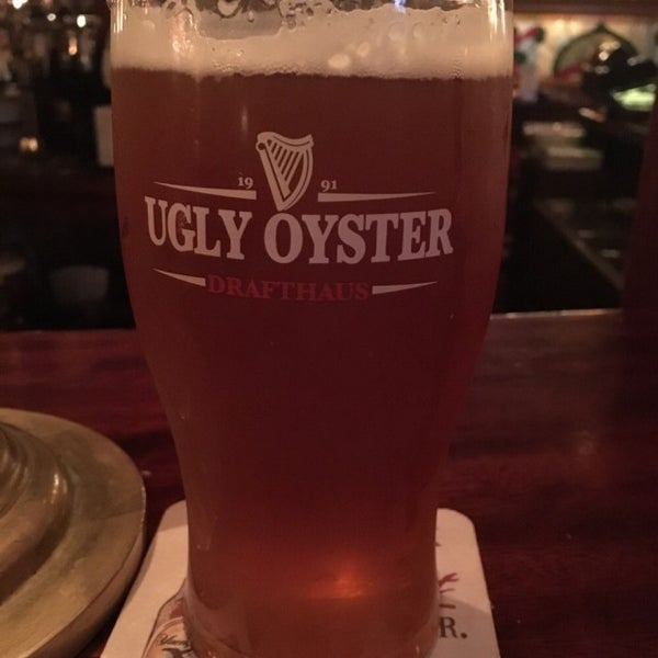 Photo taken at Ugly Oyster Drafthaus by Shelly B. on 10/29/2015