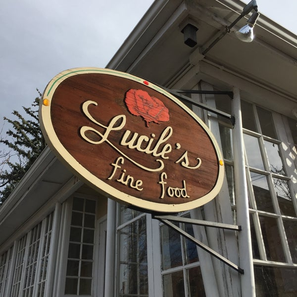 Photo taken at Lucile's by Charles I. on 4/11/2015