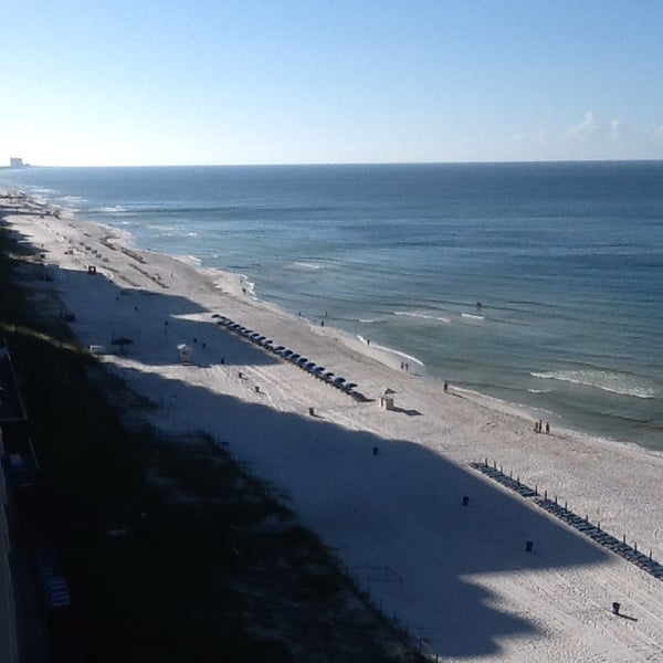 Photo taken at Majestic Beach Resort Panama City Beach by Danny M. on 9/11/2013