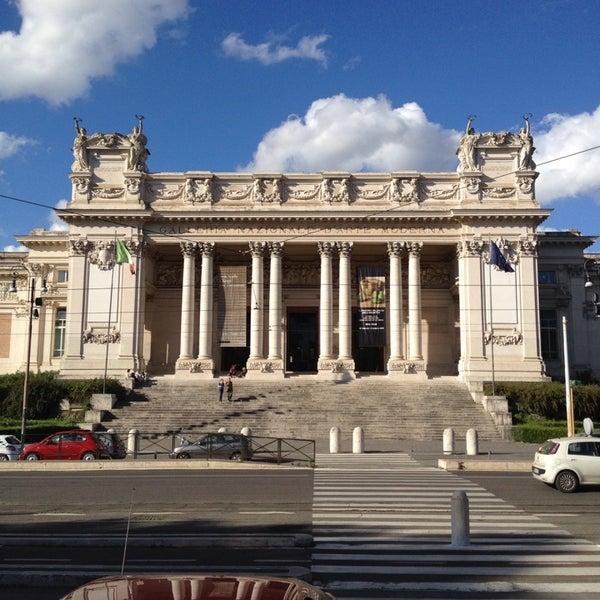 Rome Galeria: Galleria Nazionale D'Arte Moderna