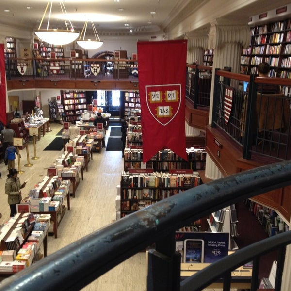 Photo taken at Harvard Coop Society Bookstore by Summer B. on 3/28/2014