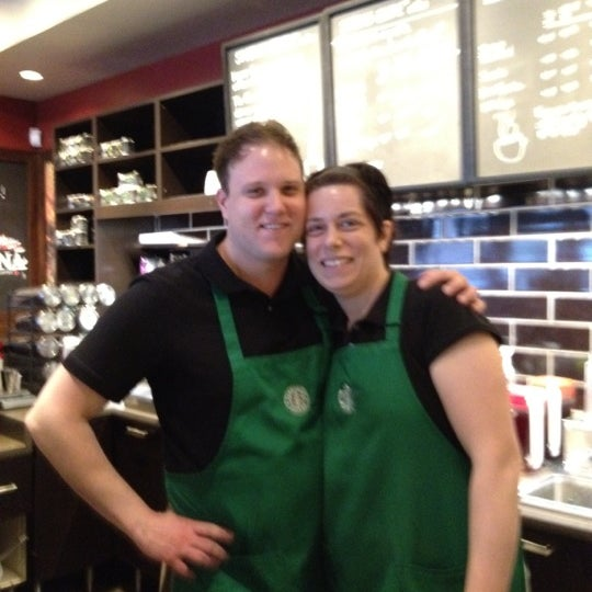 Photo taken at Starbucks by Wendy M. on 3/31/2012
