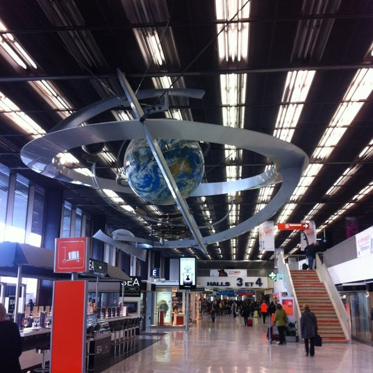 Photo taken at Aéroport de Paris-Orly (ORY) by Pierre L. on 11/5/2012