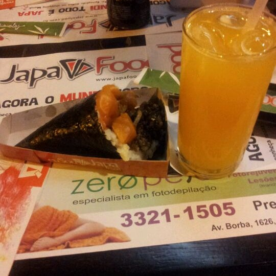Photo taken at Japa Food by Douglas Queiroz B. on 4/17/2012