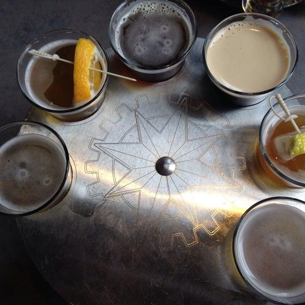 Photo taken at Fegley's Bethlehem Brew Works by Amanda D. on 8/23/2013