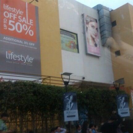 Photo taken at Inorbit Mall by Shivank S. on 2/3/2013