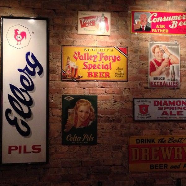 Photo taken at Hopleaf Bar by Allison K. on 7/19/2013