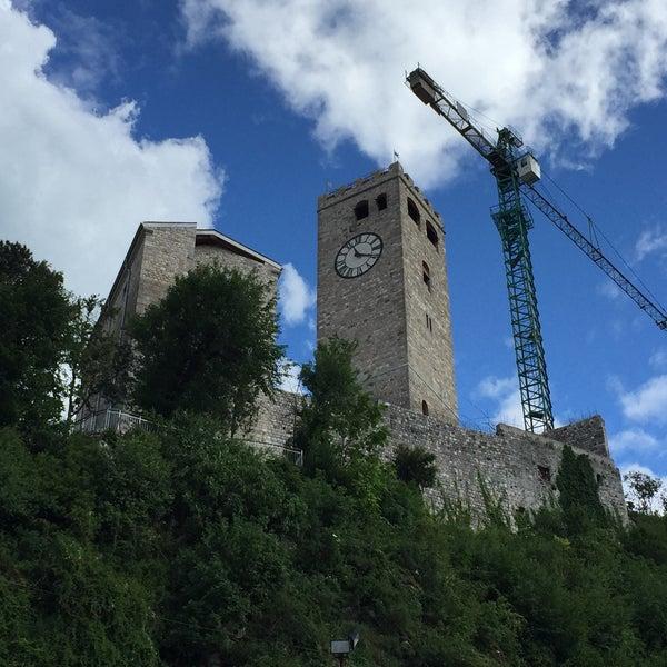 castello di gemona del friuli castle in gemona del friuli