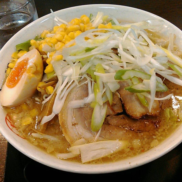 Photo taken at 手打ち麺処 暁天 by pc_home on 9/5/2015