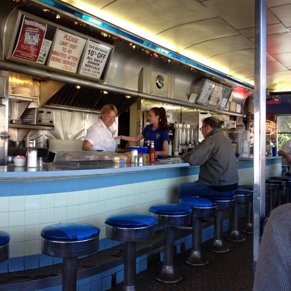 Photo taken at Chick's Diner by Michael O. on 10/21/2013