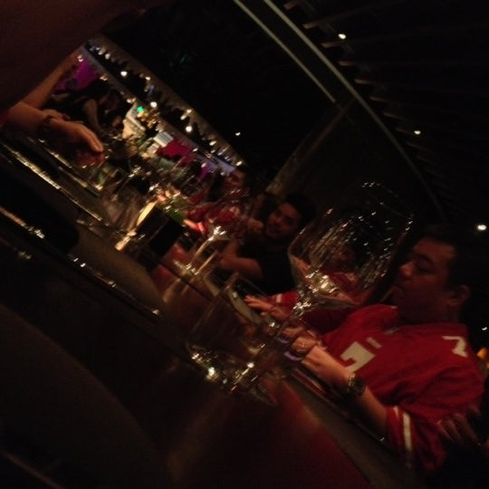 Photo taken at Jean Georges Steakhouse by Michael R. on 1/13/2013