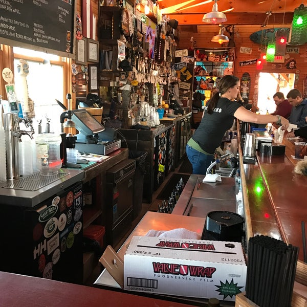 Photo taken at The Big Chill Surf Cantina by Mike R. on 11/27/2016
