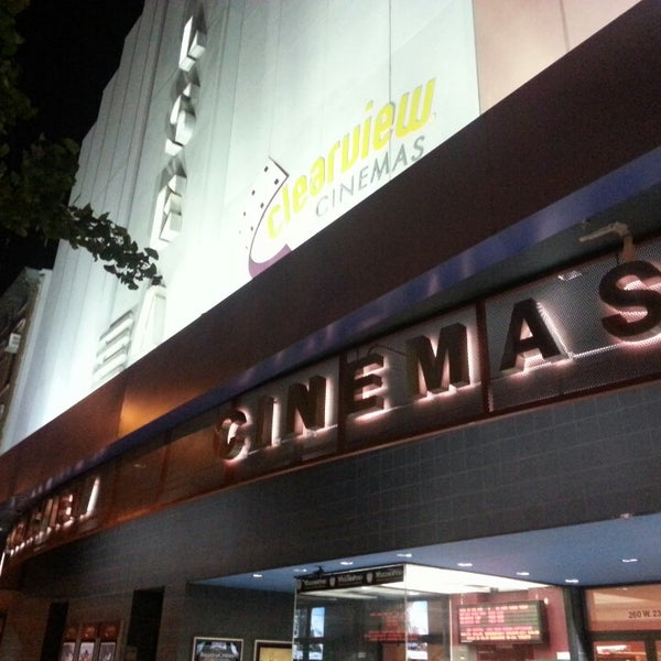 cin 233 polis chelsea theater in chelsea