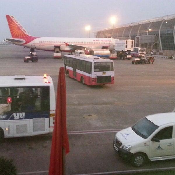 Photo taken at Dabolim Goa International Airport (GOI) by Vladislav B. on 3/16/2013