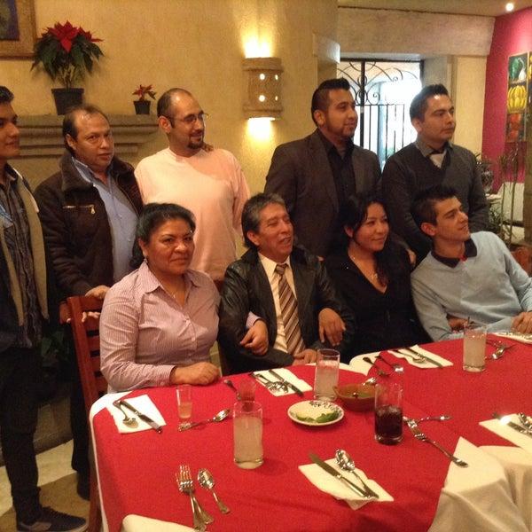 Photo taken at Fonda Mexicana by Emilio G. on 12/17/2014