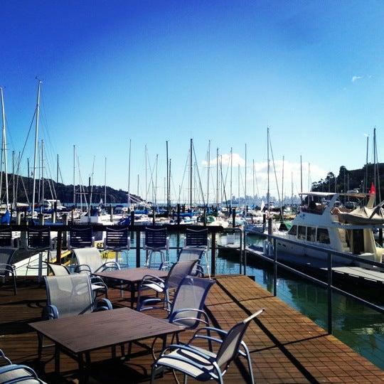 Photo taken at San Francisco Yacht Club by John B. on 11/10/2012