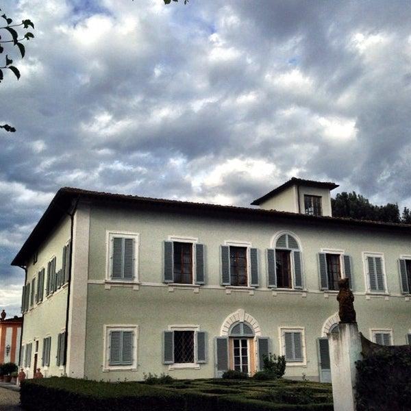 Photo taken at Villa Olmi Firenze by Carlo V. on 6/16/2014