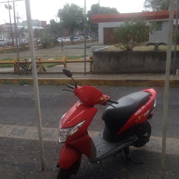 Photo taken at Corralón Rio San Joaquín by HuGo O. on 5/3/2014
