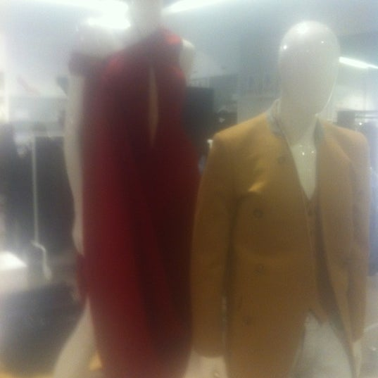 Photo taken at H&M by Reagan A. on 11/18/2012