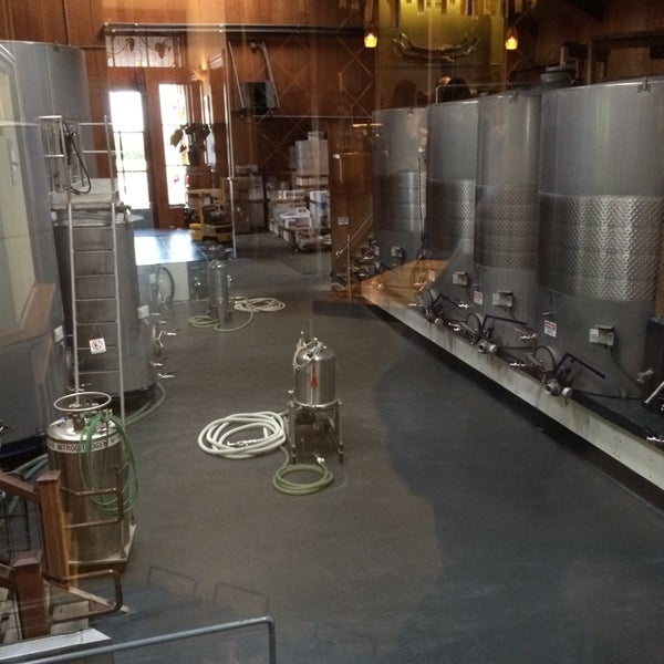 Photo taken at Eberle Winery by Tyler S. on 5/4/2014
