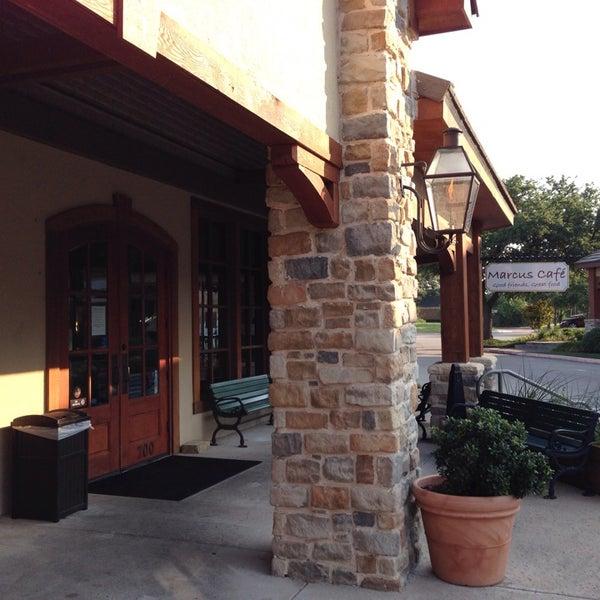 Marcus Cafe Canyon Creek Richardson Tx