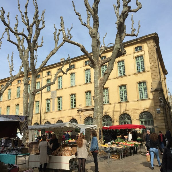 Where's Good? Holiday and vacation recommendations for Aix-en-Provence, France. What's good to see, when's good to go and how's best to get there.