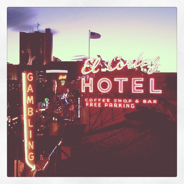Photo taken at El Cortez Hotel & Casino by Dave K. on 5/26/2013