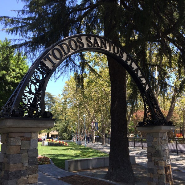 Photo taken at Todos Santos Plaza by Maddy C. on 8/7/2016