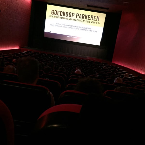 Photo taken at Pathé by Charlotte J. on 7/2/2016
